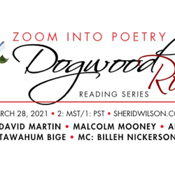 Dogwood Rose Reading Series March 28 2021