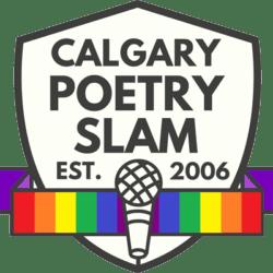 Calgary Poetry Slam logo | Calgary Spoken Word Society